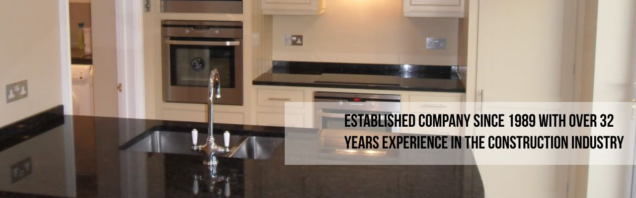 established builders in swindon with over 32 years of building experience