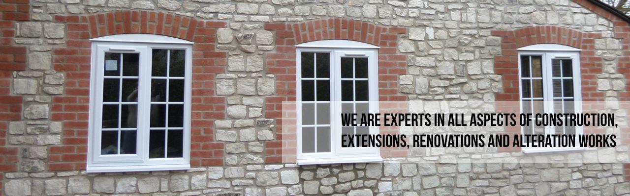 A. P. Berrystone Builders - experts in all aspects of construction extensions renovations and building alterations