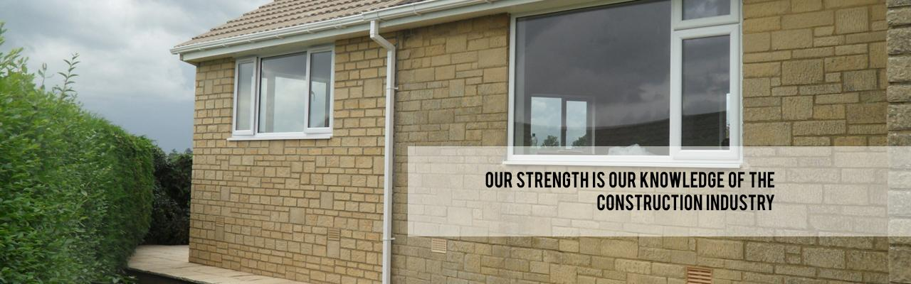 swindon builders - our strength is our knowledge of the construction industry
